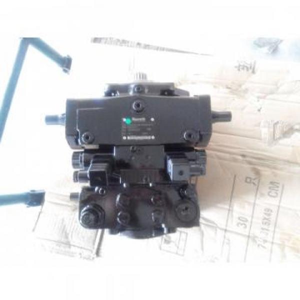 P40VR-11-CC-10 ปั๊มไฮดรอลิกลูกสูบ / มอเตอร์